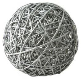 Esferas de Rattan 50cm